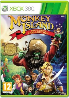 Диск Monkey Island. Special Edition Collection [X360]