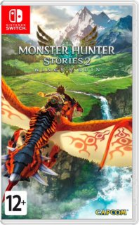 Диск Monster Hunter Stories 2: Wings of Ruin [NSwitch]