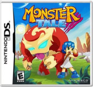 Диск Monster Tale (Б/У) [DS]