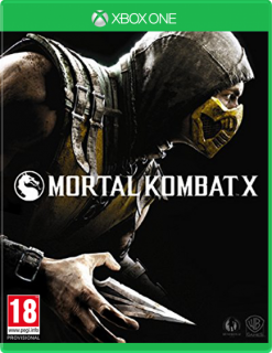 Диск Mortal Kombat X [Xbox One]