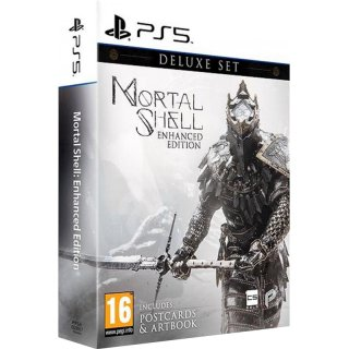 Диск Mortal Shell: Enhanced Edition - Deluxe Set [PS5]