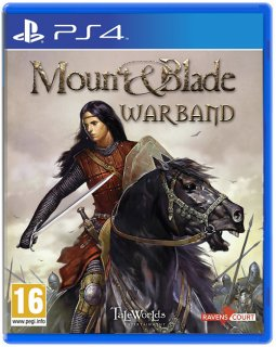 Диск Mount & Blade: Warband [PS4]