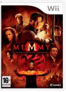 Диск Mummy: Tomb of the Dragon Emperor [Wii]