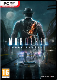 Диск Murdered: Soul Suspect [PC]