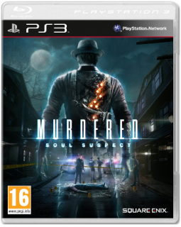 Диск Murdered: Soul Suspect [PS3]