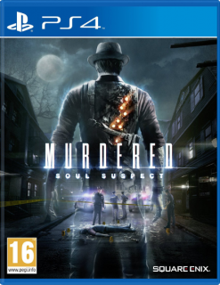 Диск Murdered: Soul Suspect [PS4]