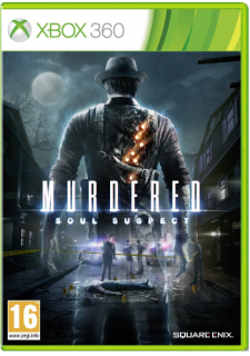 Диск Murdered: Soul Suspect [X360]