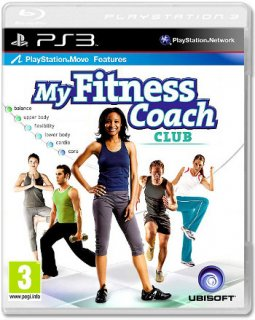 Диск My Fitness Coach Club (Б/У) [PS3]