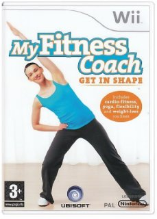 Диск My Fitness Coach - Get In Shape (Б/У) [Wii]