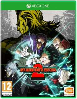 Диск My Hero One's Justice 2 [Xbox One]