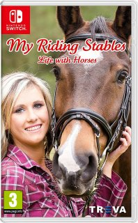 Диск My Riding Stables: Life With Horses [NSwitch]