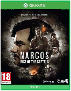 Диск Narcos: Rise of the Cartels [Xbox One]