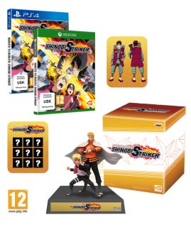 Диск Naruto to Boruto Shinobi Striker Сollector's Edition [Xbox One]