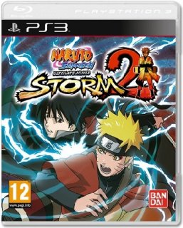 Диск Naruto Shippuden Ultimate Ninja Storm 2 [PS3]