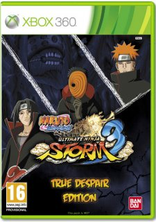 Диск Naruto Shippuden: Ultimate Ninja Storm 3 - True Despair Edition [X360]