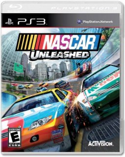 Диск NASCAR Unleashed (USA) [PS3]