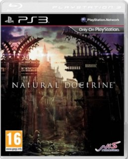 Диск Natural Doctrine [PS3]