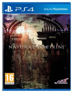 Диск Natural Doctrine (Б/У) (US) [PS4]