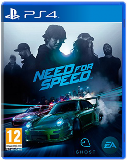 Диск Need for Speed (2015) [PS4] Хиты PlayStation