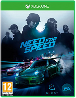Диск Need for Speed (2015) [Xbox One]