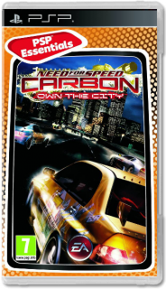Диск Need for Speed Carbon: Own the City (Б/У) [PSP]