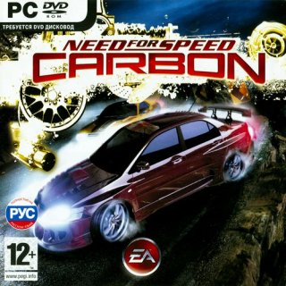 Диск Need for Speed Carbon [PC, Jewel]