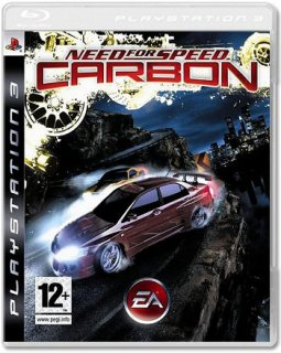 Диск Need for Speed Carbon [PS3]