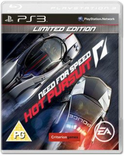 Диск Need for Speed Hot Pursuit - Limited Edition (Б/У) [PS3]
