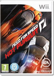 Диск Need for Speed Hot Pursuit [Wii]