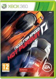Диск Need for Speed Hot Pursuit (Б/У) [X360]