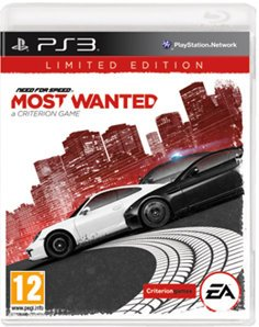 Диск Need for Speed Most Wanted 2012 [PS3]