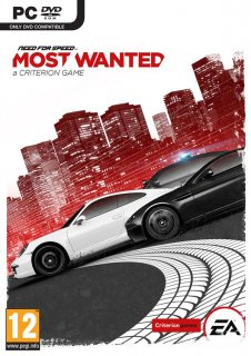 Диск Need for Speed Most Wanted 2012 Limited Edition [PC, DVD-Box]