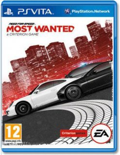 Диск Need for Speed Most Wanted 2012 (Б/У) (без обложки) [PS Vita]