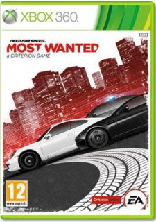 Диск Need for Speed Most Wanted 2012 (Англ. Яз.) (Б/У) [X360]