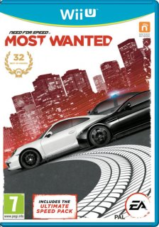 Диск Need for Speed Most Wanted U [Wii U]