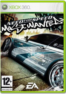 Диск Need for Speed Most Wanted (Б/У) [X360]