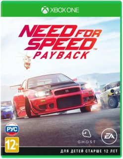 Диск Need for Speed Payback [Xbox One]