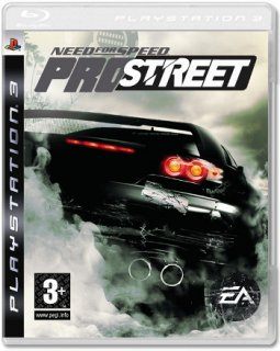 Диск Need for Speed ProStreet (Б/У) [PS3]