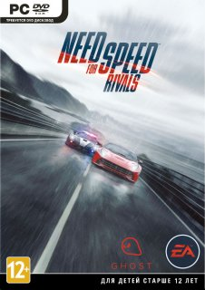 Диск Need for Speed Rivals [PC]