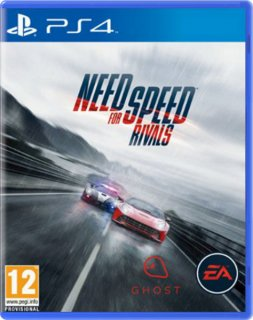 Диск Need for Speed Rivals (Б/У) [PS4]