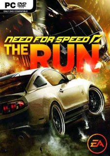 Диск Need for Speed The Run: Limited Edition [PC]