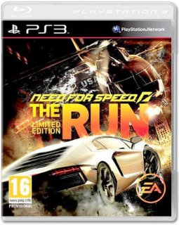 Диск Need for Speed The Run Limited Edition [PS3]