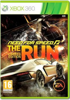 Диск Need for Speed The Run Limited Edition [X360]