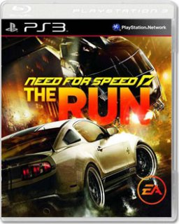 Диск Need for Speed The Run (Б/У) [PS3]