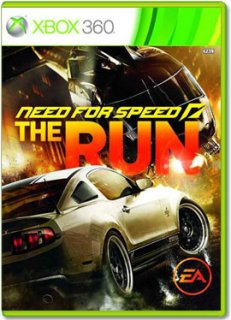 Диск Need for Speed The Run (Б/У) [X360]