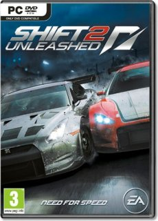 Диск Need for Speed Shift 2 Unleashed [PC]