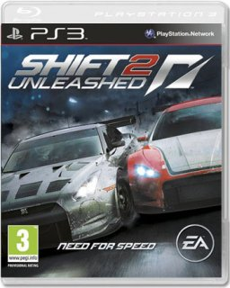 Диск Need for Speed Shift 2 Unleashed [PS3]