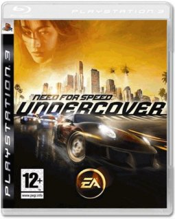Диск Need for Speed: Undercover (Б/У) [PS3]