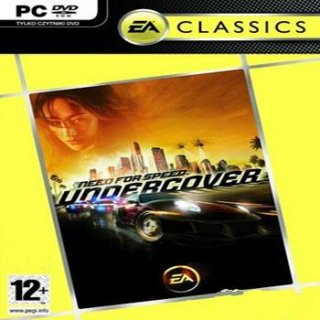 Диск Need for Speed Undercover [РС]