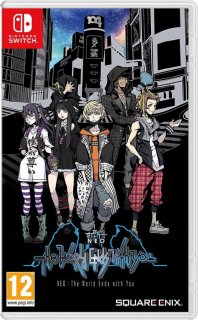 Диск NEO: The World Ends with You [NSwitch]